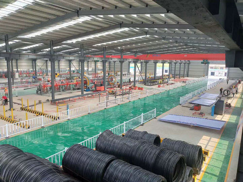 Intelligent Steel Steel Equipment Successfully Off The Production Line