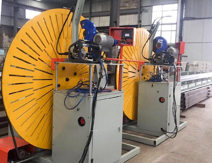 GLWY-2500 automatic welding round