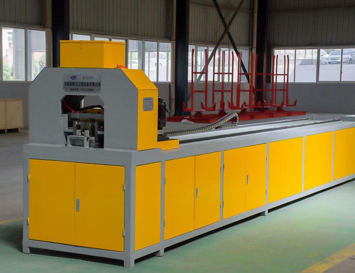 GL5000 CNC Taper pipe punching machine
