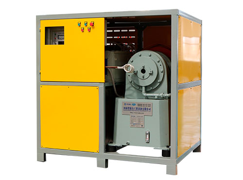 GL50 Taper pipe end forming machine