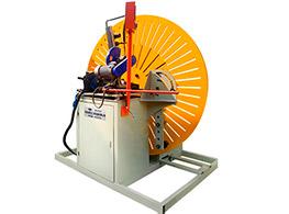 GLWY-2500 automatic welding round bending machine