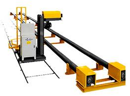 GLRJ-2500 Steel cage winding machine