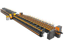 GL-120KN CNC rebar shearing line