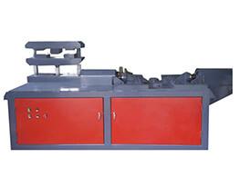 8-shaped steel bar forming machine