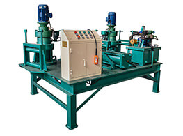 XGLW-25 Hydraulic cold section steel bending machine