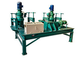 GSLW-35 CNC cold section bending machine