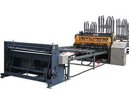 GLSCX-2300 Automatic mesh production line